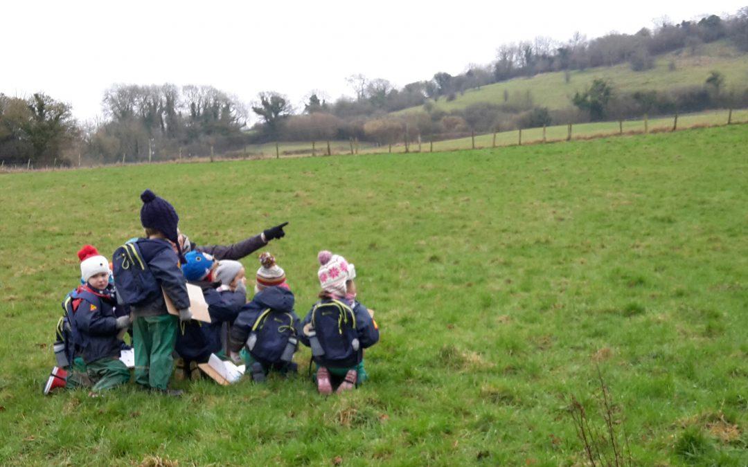 9 February : RSPB Pre-School Bird Watchers!