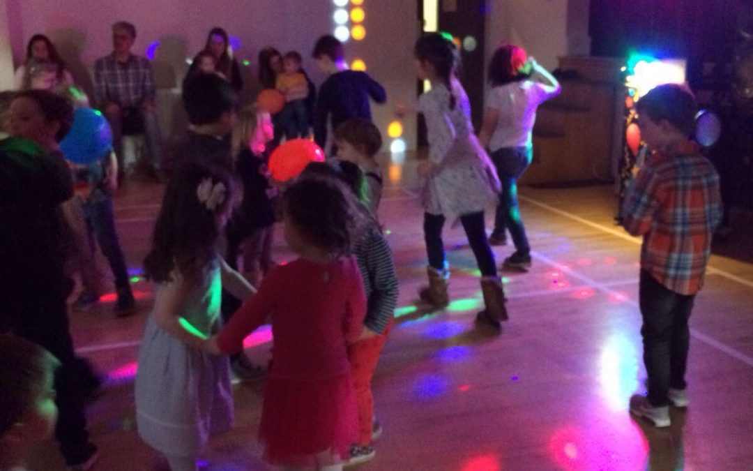 16 February : It's a Pop & Bop Party Success!