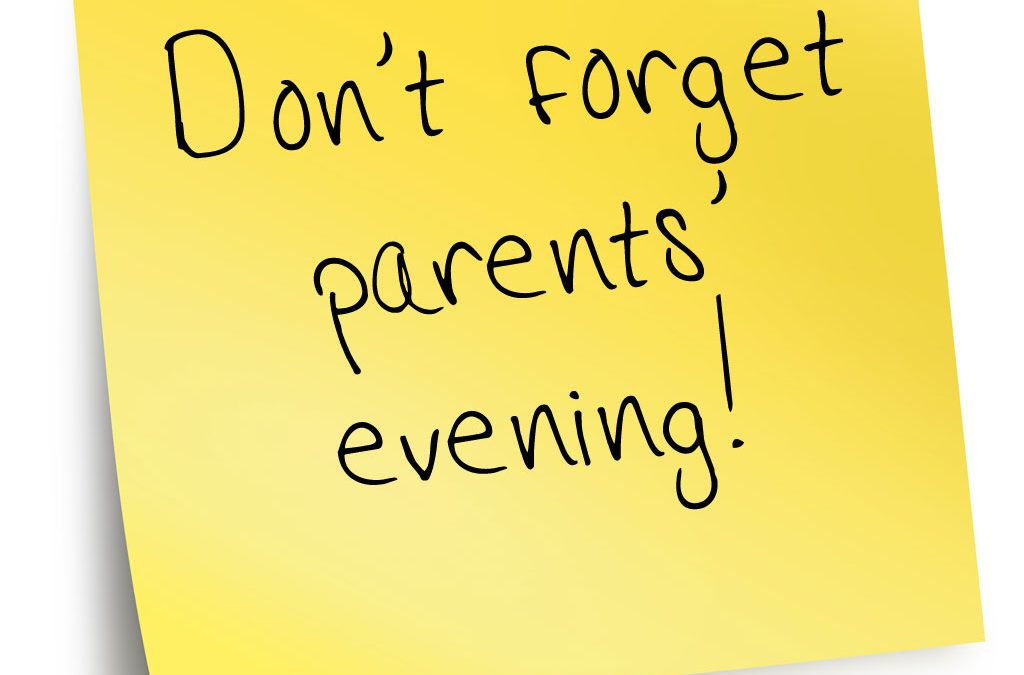 22 May 2018 : Pre-School Parent Teacher Evening